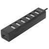USB-концентратор Defender Quadro Swift , разъемов: 7