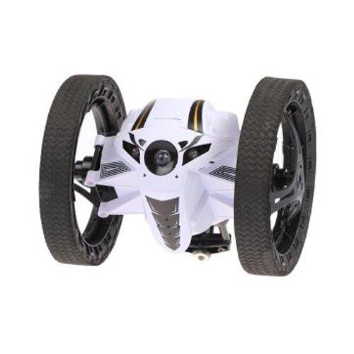 Фото - Машинка Пламенный мотор Jumping car (870446/870447) 14 см белый эвакуатор пламенный мотор 870364 13 см белый