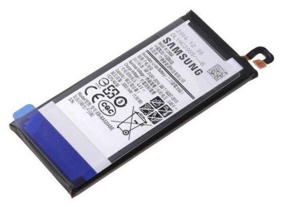 Аккумулятор для Samsung Galaxy A5 (2017), SM-A520F (EB-BA520ABE) 3000 mAh