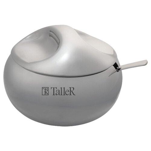 Сахарница Taller Одри TR 1123 серебристый