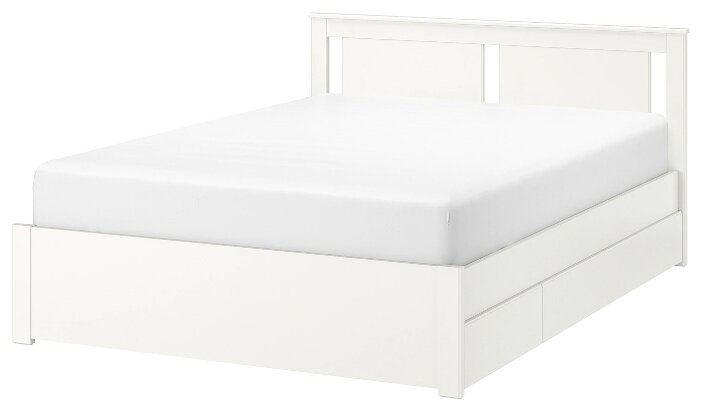 Кровать IKEA Сонгесанд 792.412.09