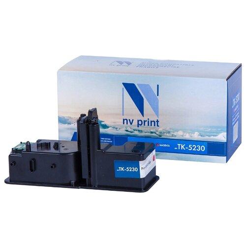 Фото - Картридж NV Print TK-5230 Magenta для Kyocera, совместимый картридж nv print tk 8515 magenta для kyocera совместимый