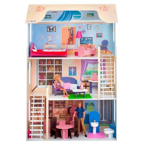 Купить PAREMO кукольный домик Шарм PD315-02, Кукольные домики