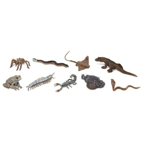 Купить Игровой набор Safari Ltd Ядовитые создания 679504, Игровые наборы и фигурки