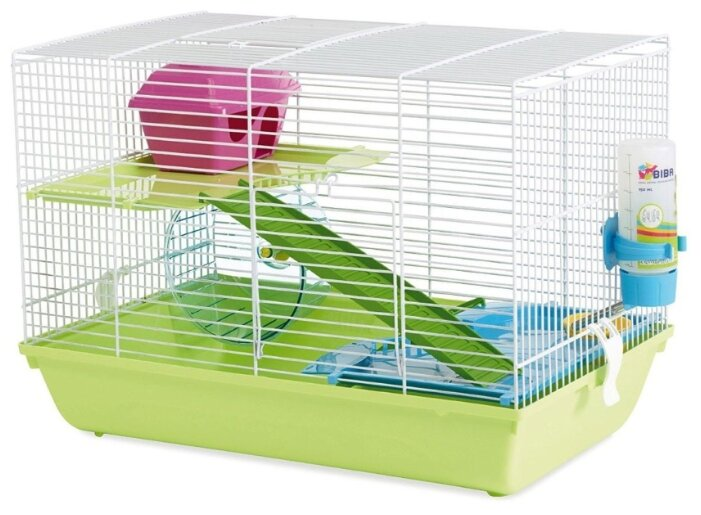 Клетка для грызунов SAVIC Martha Triple 5008-0500 46.5х29.5х34 см