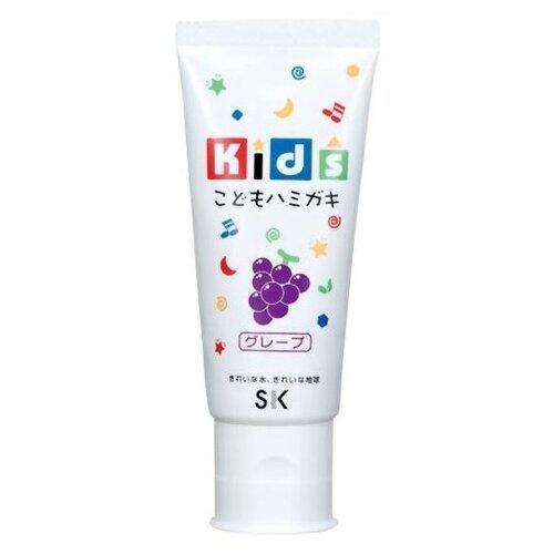 Купить Зубная паста SK Kids с ароматом винограда 3+, 60 г, Гигиена полости рта