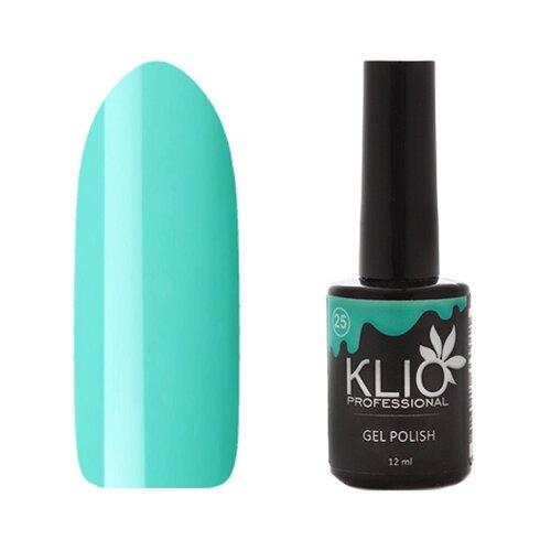 Гель-лак для ногтей KLIO Professional Фруктовое мороженное, 12 мл, оттенок №025 недорого
