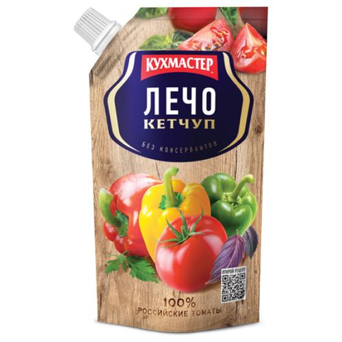 Кетчуп Кухмастер Лечо 260 г