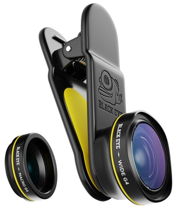 Набор объективов BlackEye Combo G4