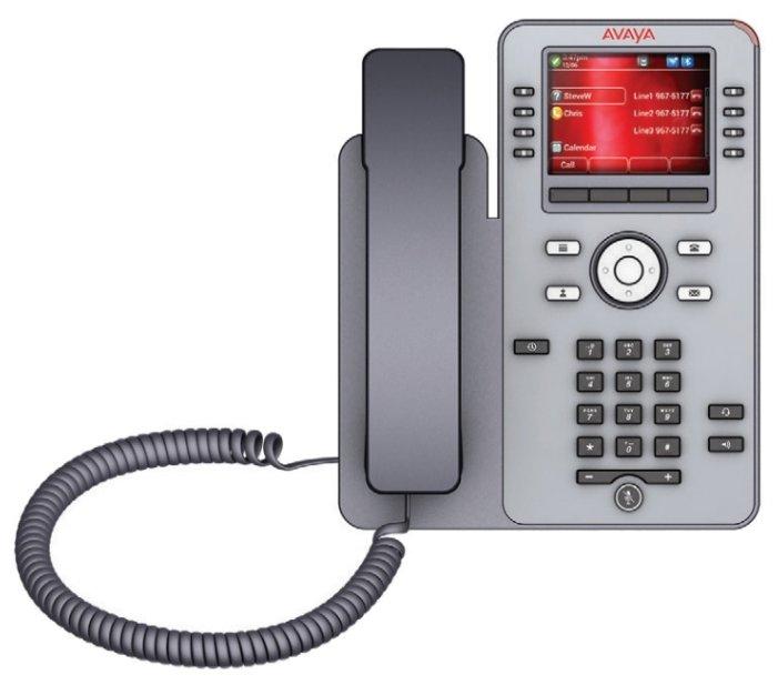 VoIP-телефон Avaya J179