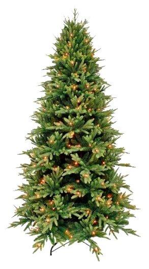 Triumph Tree Ель искусственная Королевская Стройная (лампы)