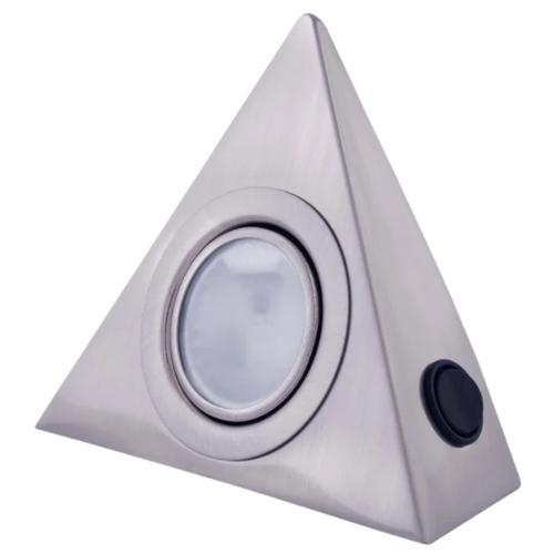 Светильник De Fran для мебели треугольный накладной FT 9251 SCH sw треугольник de fran ft 9228 g smd