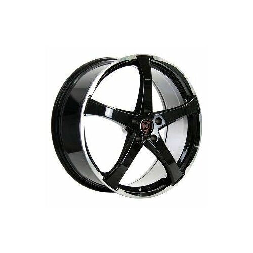 Фото - Колесный диск NZ Wheels F-51 8.5x20/5x114.3 D66.1 ET40 BKPL колесный диск pdw wheels 6032