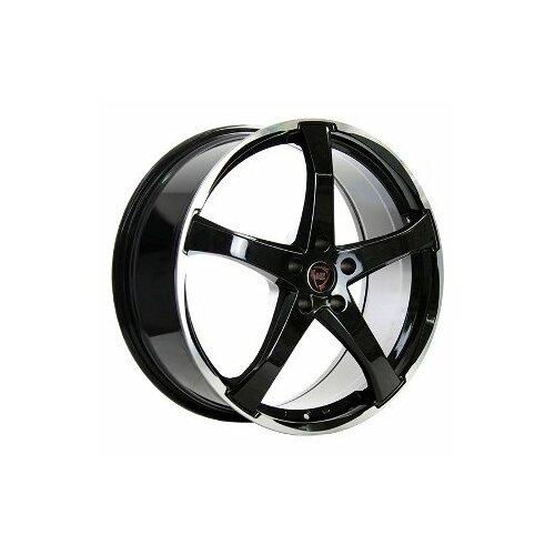 Фото - Колесный диск NZ Wheels F-51 10x20/5x120 D74.1 ET40 BKPL колесный диск nz wheels f 30 7x17 5x120 d72 6 et40 sf