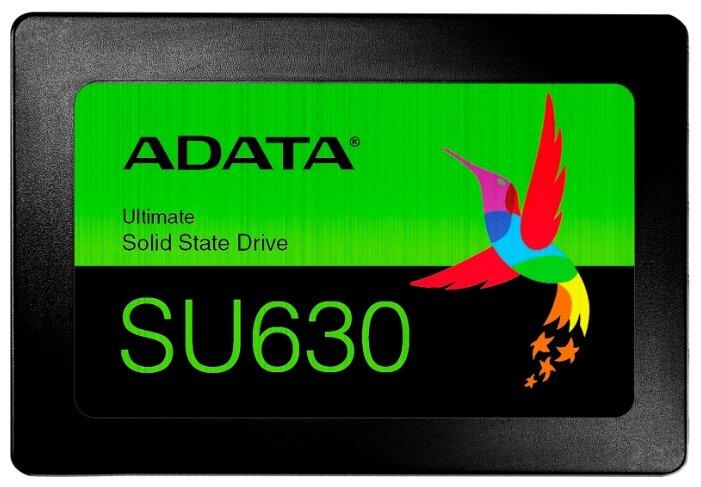 Твердотельный накопитель ADATA Ultimate SU630 480GB