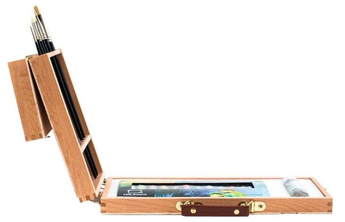 Малевичъ Подарочный набор с масляными красками Тициан (830206)
