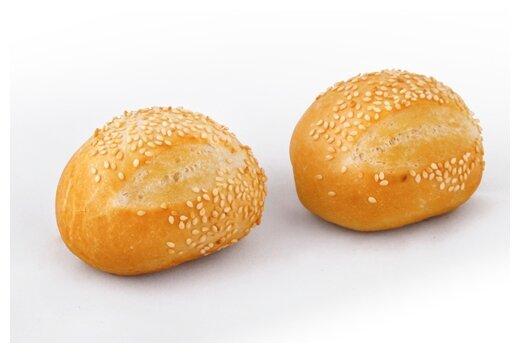 ЕвроХлеб Булочка французкая с кунжутом европейский хлеб, 7 шт. по 40 г