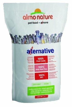 Корм для собак Almo Nature Rouge Label ягненок (для средних пород)