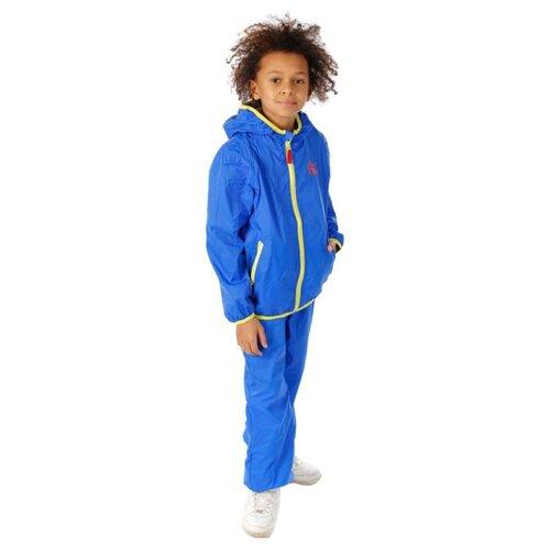 Куртка V-Baby размер 98, ярко-синийКуртки<br>