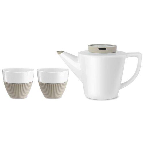 Чайный сервиз VIVA Scandinavia Infusion, 2 персоны хаки