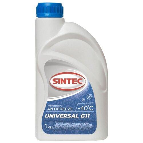 Антифриз SINTEC UNIVERSAL G11 1 кг