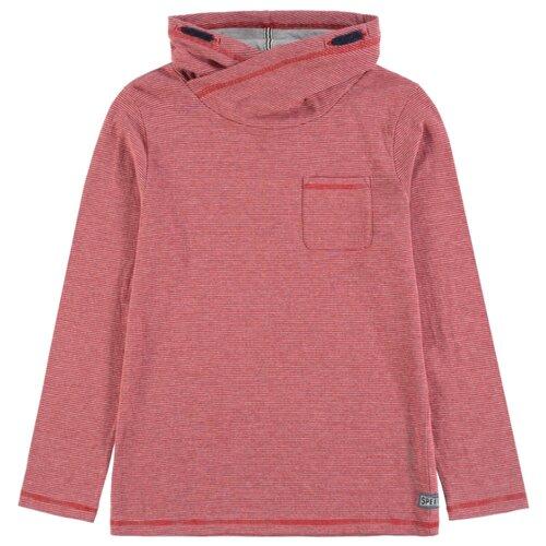 Лонгслив Tom Tailor размер 152, красный лонгслив tom tailor tom tailor to172emibbn8