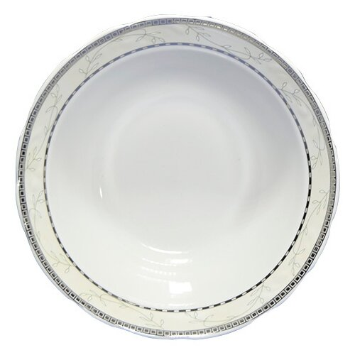 Добрушский фарфоровый завод Салатник Надежда (Европейский) белыйБлюда и салатники<br>