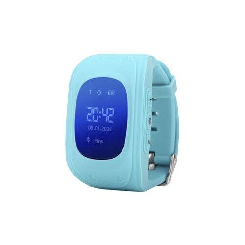 Детские умные часы Smart Baby Watch Q50, голубой часы smart baby watch q50 черные