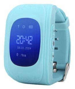 Детские часы Q50 Wonlex темно-синие