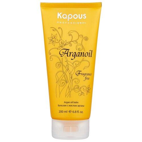 Купить Kapous Professional бальзам для волос Arganoil с маслом арганы, 200 мл