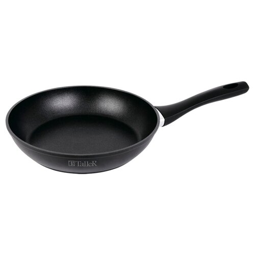 Сковорода Taller TR-4193 24 см, черный сковорода d 24 см taller tr 4193