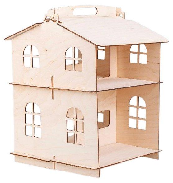 DOMIK.TOYS кукольный домик Совёнок-Дина