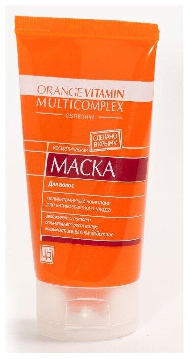 Царство ароматов Маска для волос с экстрактом облепихи Orange Vitamin Multicomplex