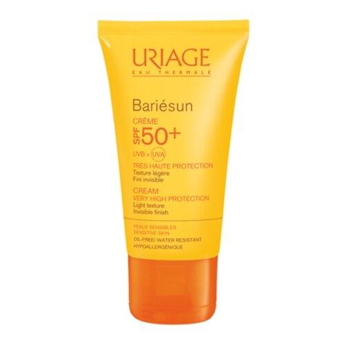 Uriage крем Bariesun для чувствительной кожи лица и тела, SPF 50, 50 мл, 1 шт