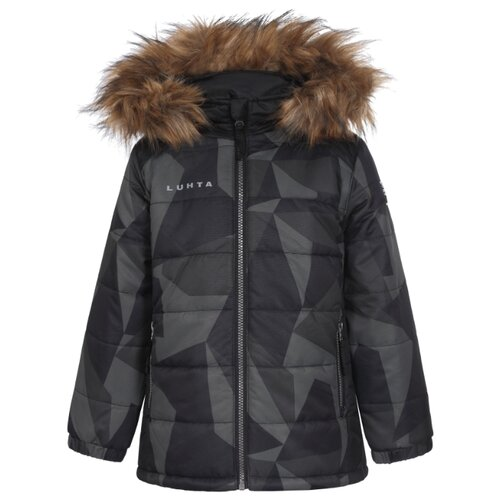 Купить Куртка LUHTA размер 104, хаки, Куртки и пуховики