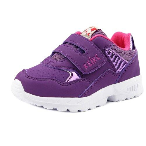 Кроссовки Reike размер 22, пурпурныйОбувь для малышей<br>