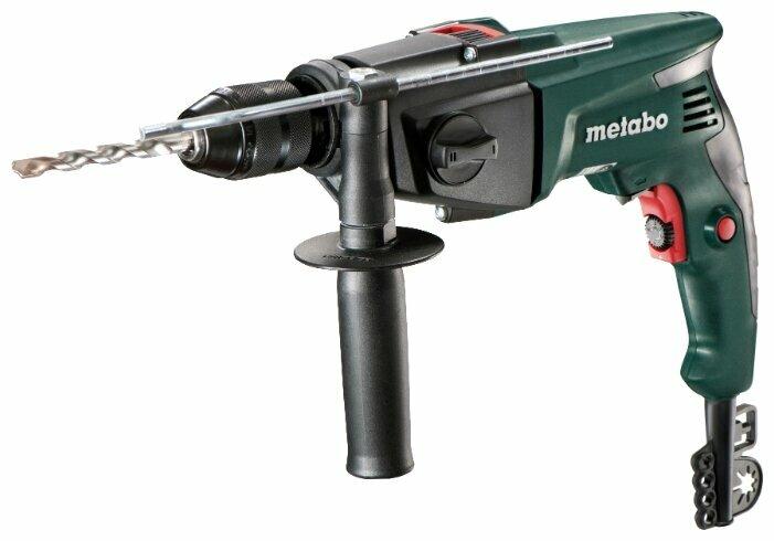 Дрель ударная Metabo SBE 760 (БЗП) 760 Вт
