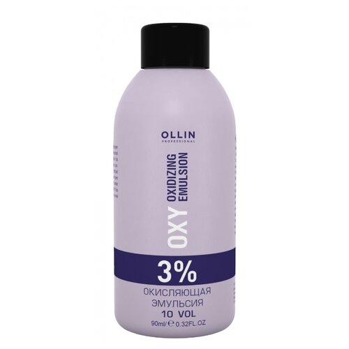OLLIN Professional Performance Oxy Окисляющая эмульсия, 3%, 90 мл