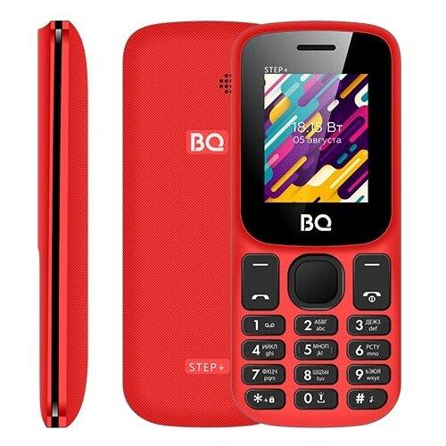 Телефон BQ 1848 Step+, красный/черный сотовый телефон bq 1848 step black