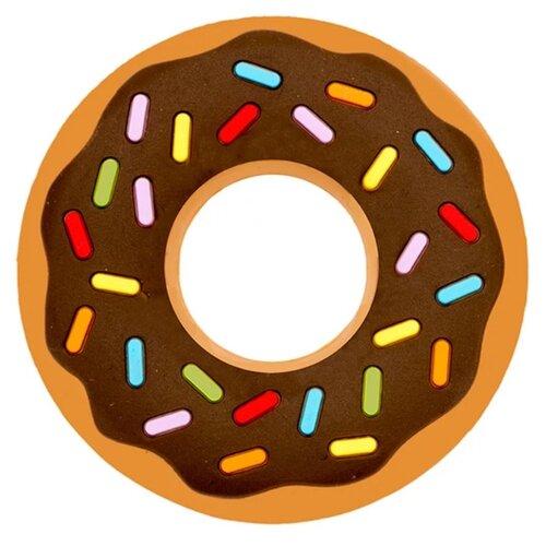 Купить Прорезыватель Silli Chews Donut chocolate, Погремушки и прорезыватели