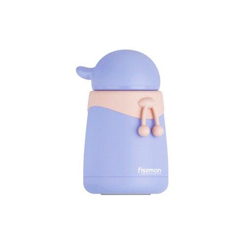 Классический термос Fissman 9771, 0.3 л фиолетовый
