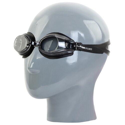 Очки для плавания Larsen DR-G101 черныйАксессуары для плавания<br>