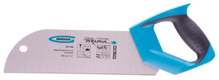 Ножовка по дереву Gross Piranha 23144 300 мм