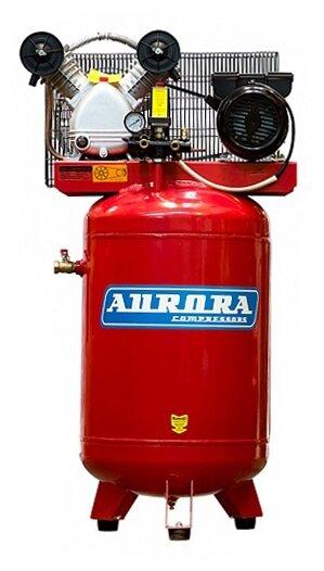 Компрессор масляный Aurora Cyclon-120, 115 л, 2.2 кВт