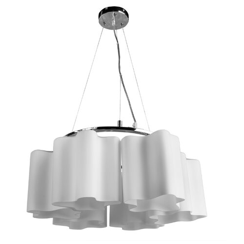 Люстра Arte Lamp Serenata A3479SP-6CC, E27, 240 Вт люстра arte lamp camomilla a6049pl 6cc e27 240 вт