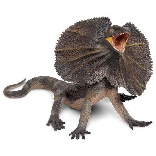 Фигурка Safari Ltd Плащеносная ящерица 260529