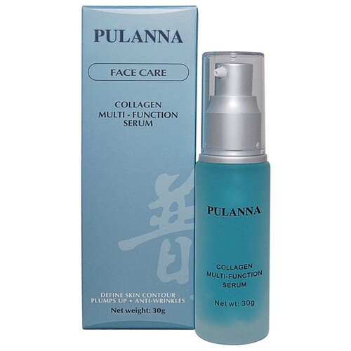 Купить Сыворотка PULANNA Collagen Multi-function Serum многофункциональная коллагеновая, 30 г