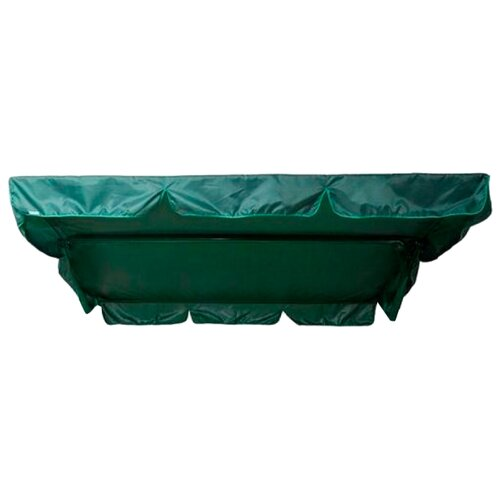 Тент Мебельторг для качелей Люкс 2, Люкс 3 (ТК108/ТК139/ТК73/ТК24) зеленый