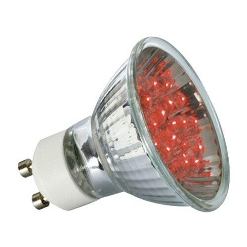Лампа светодиодная Paulmann 28007, GU10, 1Вт лампа светодиодная paulmann 28224 gu10 3вт