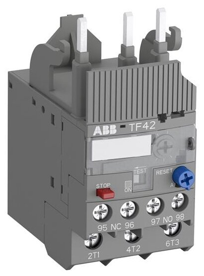 Реле перегрузки тепловое ABB 1SAZ721201R1053